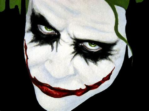 joker painting the joker ii by youwillfade on deviantart