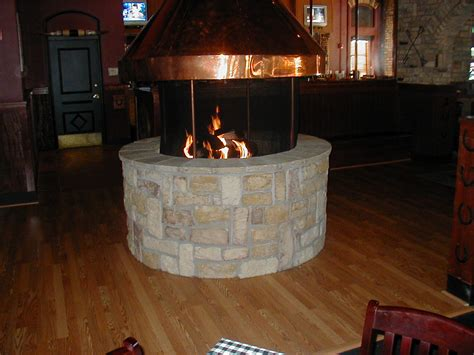 Indoor Firepit Indoor Fire Pit Mead Hall Pinterest