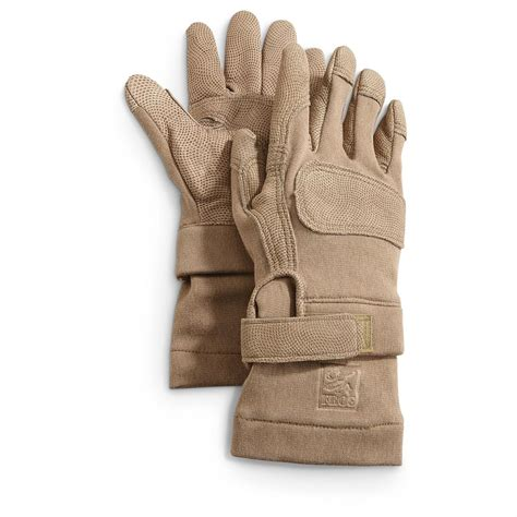 16 Glove Usmc U S Surplus Frog Leather Aramid Gloves New