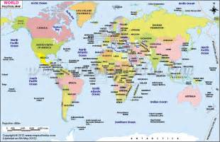 map of country in world janette s july 2012