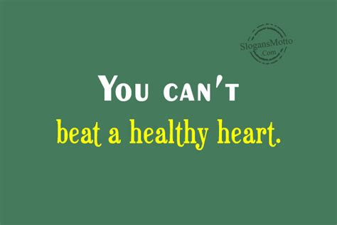 Beat A Healthy health slogans page 26