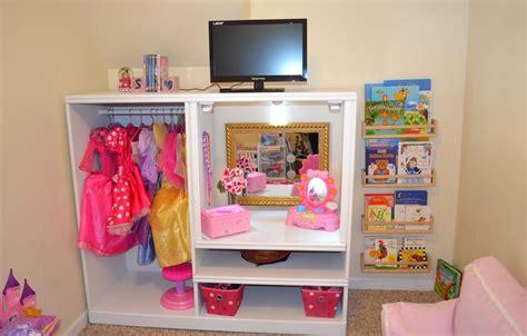 Girls Bedroom Decorating Ideas On A Budget wonderful diy princess dress up makeover