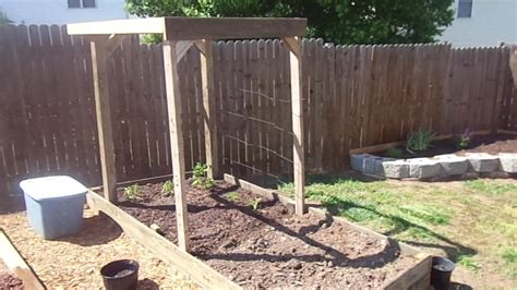 cheap raised beds how to build raised beds for cheap migardener youtube