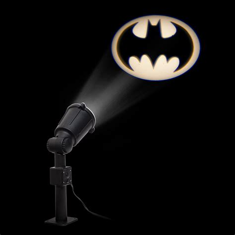 Car Patio Batman Bat Signal Projector Thinkgeek