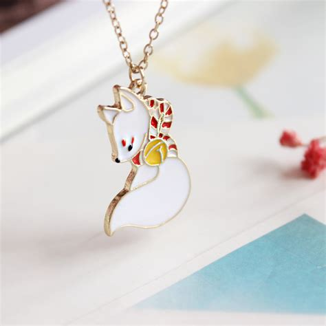 japanese women sideburn jewelry japanese style gold color chain fashion jewelry enamel