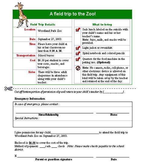 7 permission slip template cashier resume
