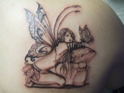 fairy tattoos for men flower designs free design tattoofree