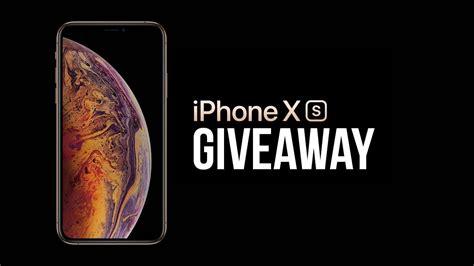 iphone xs international giveaway