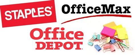 Office Depot Near Usf Staples Office Depot Negotiating Merger Palm Live