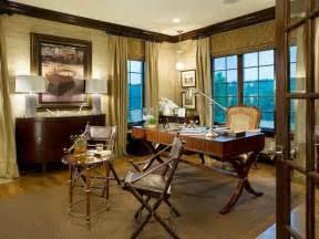 Traditional home office photos hgtv