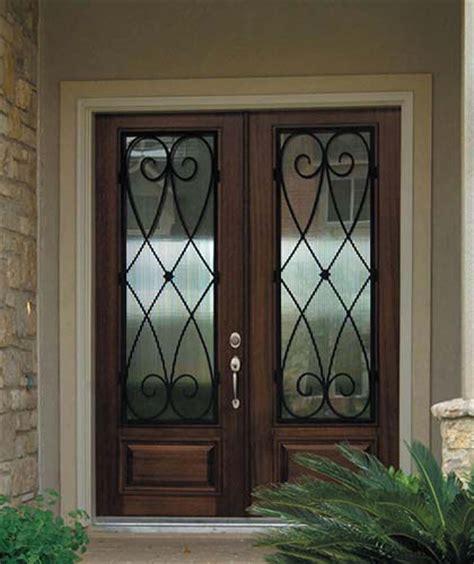 Iron And Glass Front Doors Wood Exterior Doors Photo Gallery Homestead Doors The Affordable Door Store