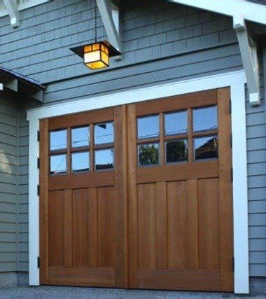 how to build swing out garage doors garage doors 10 styles to boost curb appeal bob vila
