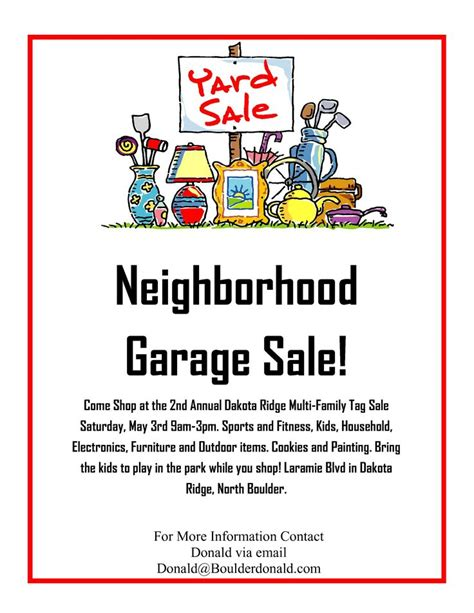 best 20 community garage sale ideas on pinterest sale