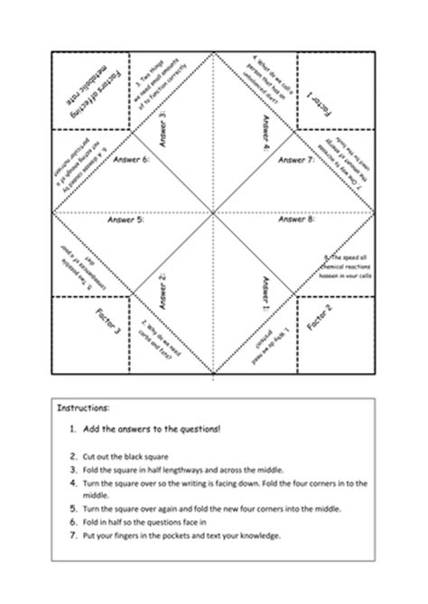 how to make a chatterbox template chatterbox template by raj nandhra uk teaching resources