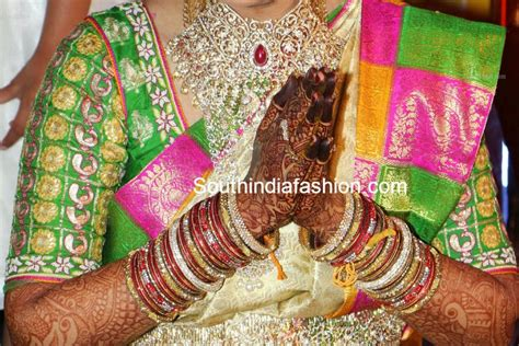 Wedding Models by Top 10 Blouse Designs For Wedding Silk Sarees South India