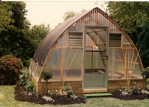gothic arch greenhouse reaps big yield  todays