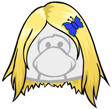 club penguin hairstyles the befluttered club penguin wiki fandom powered by wikia