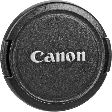 Lens Cap 52mm canon e 52 52mm snap on lens cap 2721a001 b h photo