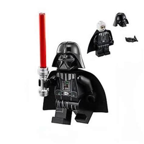 Lego Minifigure Darth Vader 2 lego wars darth vader split from 75093 duel new ebay