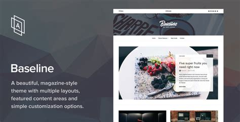 Baseline V1 2 0 Magazine Wordpress Theme Themetf Com | baseline v1 2 0 magazine wordpress theme blogger