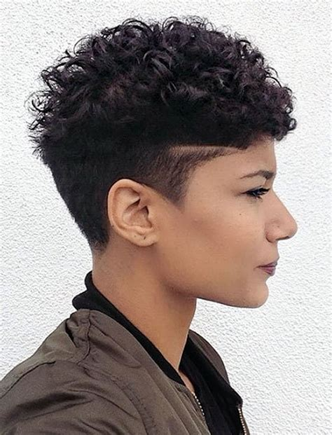 hairstyles short hair cuts undercut short hairstyles for black women which one