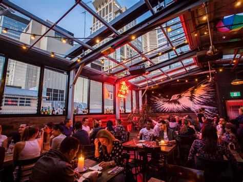top rooftop bars sydney the best rooftop bars in sydney