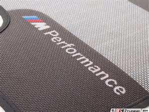 Floor Mats With Bmw Logo 51472353379 Bmw Performance Floor Mats Rear Es 2767058