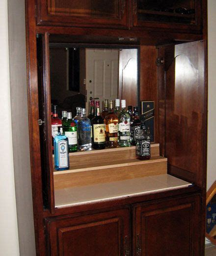Armoire Whisky by Best 25 Armoire Bar Ideas On Armoire Redo