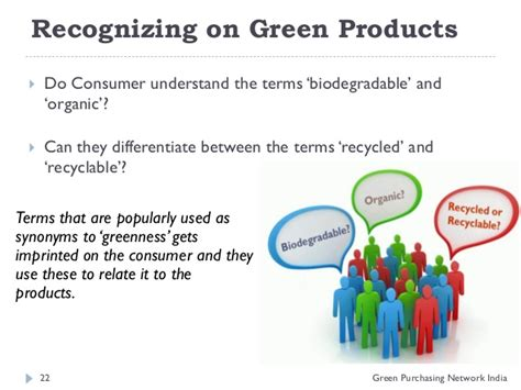 The New Green Consumer Guide by Communicating Green Products To Indian Consumer