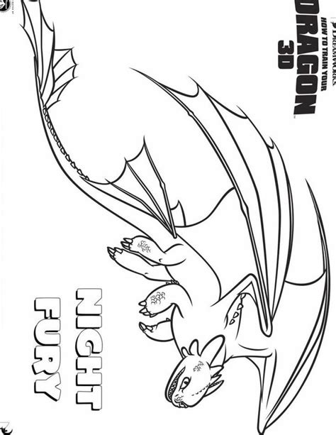 How To Train Your Dragon Coloring Page Kids Coloring Your Coloring Page