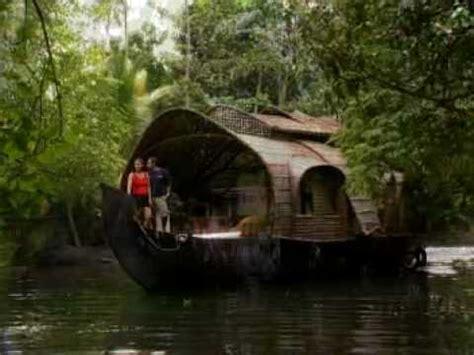kerala boat house view kerala houseboat houseboat kerala tourism videos