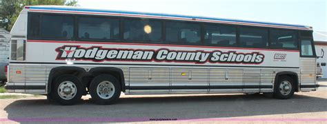 Mc9 C 1989 mci mc 9 motor coach item c2584 sold tuesday a