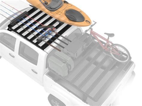 Triton Roof Racks by Mitsubishi Triton Roof Rack Cargo Rack Front