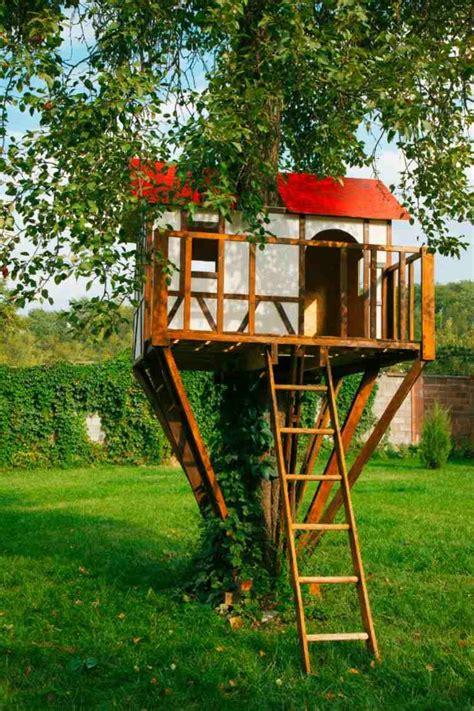 Cabane Arbre Enfant by Cabanes Dans Les Arbres Pour Petits Et Grands Enfants
