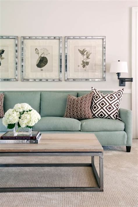 seafoam green sofa seafoam green house