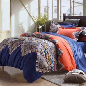 bohemian bed linen how to make your bed golden shine cleaning service
