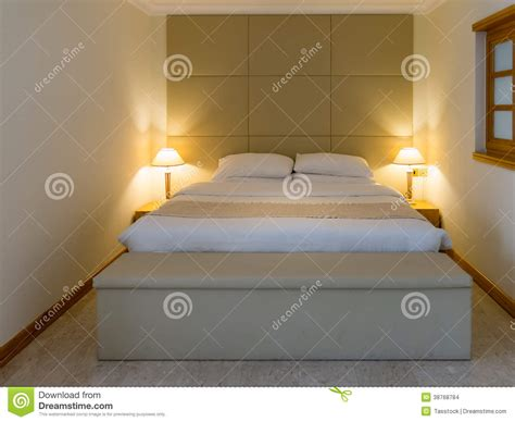 bed in arabic hotel bedroom stock images image 38768784