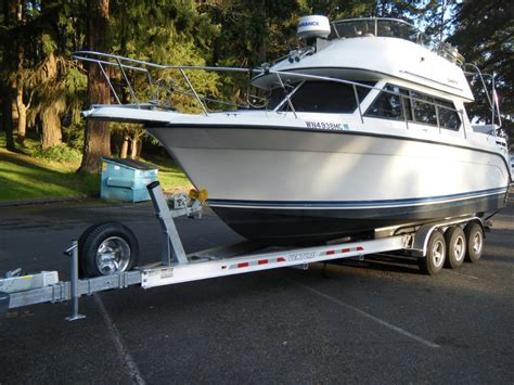 boat trailer new aluminum boat trailers double triple axle aluminum