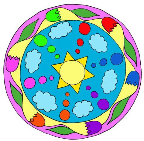 for kindergarteners mandalas for