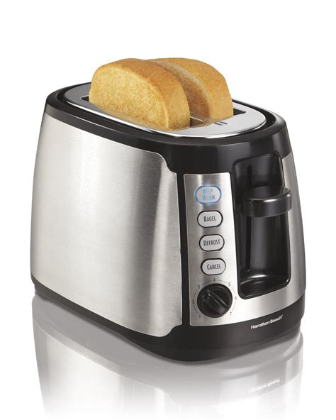 Top Selling Toasters Hamilton 22811 Keep Warm 2 Slice Toaster