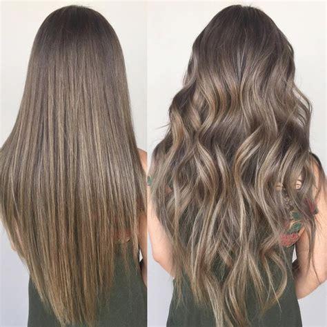 does hair look like ombre when highlights growing out m 225 s de 25 ideas incre 237 bles sobre cabello lacio casta 241 o que