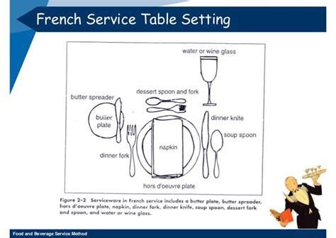 table service definition french table setting style monaco reporter