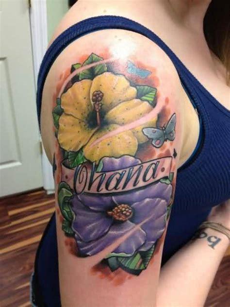tattoo hibiscus arm hibiscus flower tattoo ideas and hibiscus flower tattoo