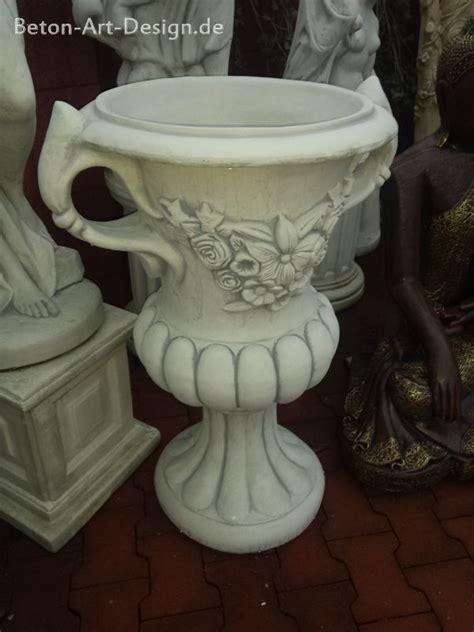 terracotta vase xxl pflanzschale xxl 94 cm steinguss blumenschale