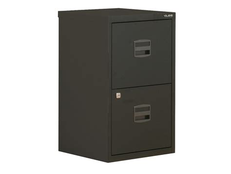 Lockable Filing Cabinet Trexus By Bisley Soho Filing Cabinet Steel Lockable 2 Drawer A4