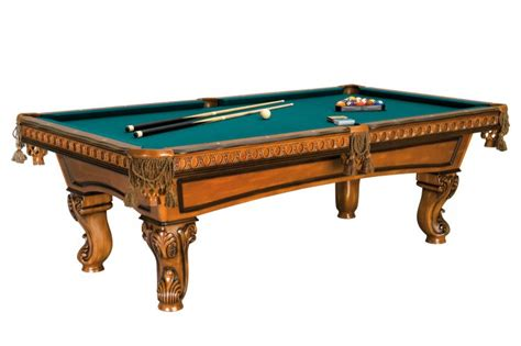 8ft Pool Table Dimensions by The Aragorn American Pool Table From Dynamic 8ft Size