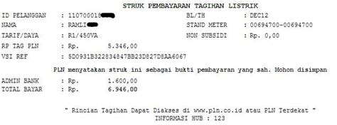 Contoh Bukti Pembayaran Yg Sah by Belajar Bersama Print Struk Transaksi Ppob