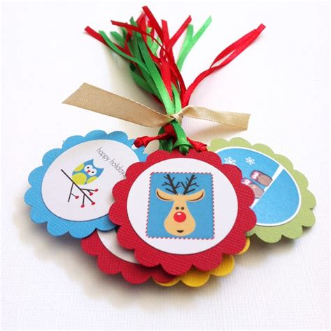 personalized christmas gifts cute personalized christmas gift tags
