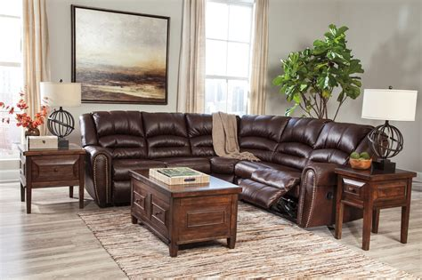 ashley furniture reclining sectional best furniture mentor oh furniture store ashley