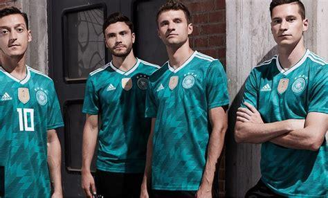 Jersey Kid German Away germany 2018 world cup adidas away kit football fashion org